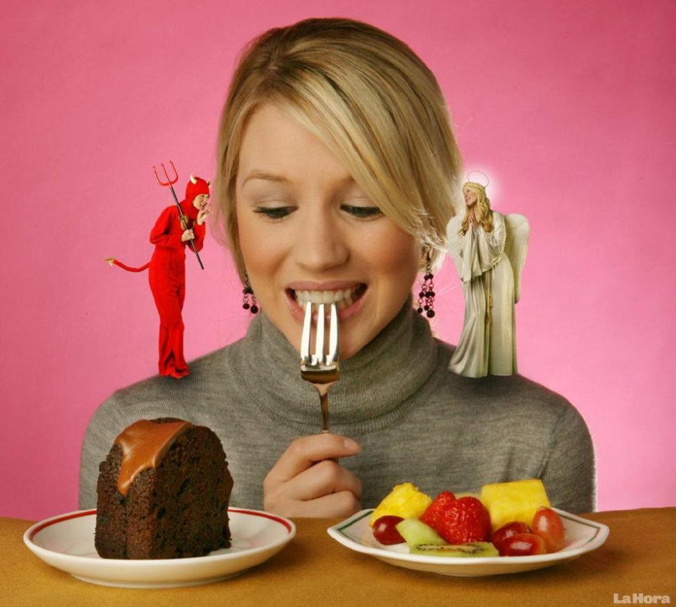 trucos para no saltarse la dieta